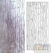 装饰玻璃-肌理雕刻系列1-水波纹-00144