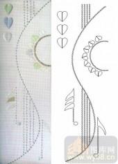 晶纹系列-心圆-00019