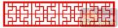 镂空装饰单式001-云文-镂空装饰单式001-011-镂空屏风效果图
