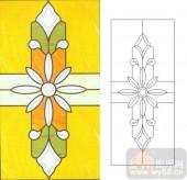 06欧式装饰系列样图-花纹-00001-雕刻玻璃