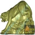 老虎-圆柱雕刻素材