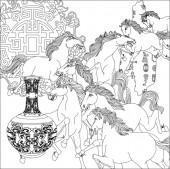 方版73,中式马