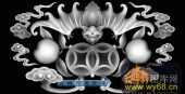 蝙蝠鱼-蝙蝠-049-蝙蝠鱼浮雕图库