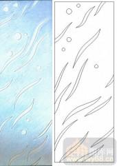 05肌理雕刻系列样图-线条-00030-艺术玻璃