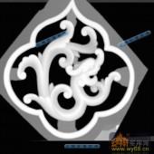 02-龙纹-031-浮雕灰度图