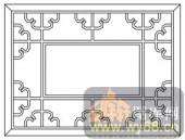 镂空装饰组合式-简约花纹-镂空装饰组合式-022-镂空雕花板