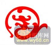 中式镂空装饰001-龙图腾-中式镂空装饰001-055-镂空隔断效果图