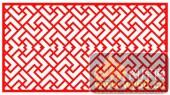 镂空装饰单式002-几何花纹-镂空装饰单式002-066-屏风