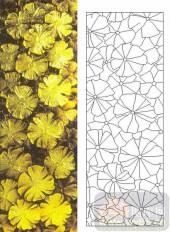 05肌理雕刻系列样图-花朵-00015-雕刻玻璃图案