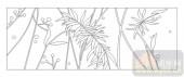 04花草禽鸟-花藤-00001-装饰玻璃