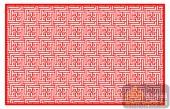 中式镂空装饰001-迷宫花纹-中式镂空装饰001-003-雕花板