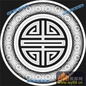 其它图-寿字纹-003-多宝格浮雕图库