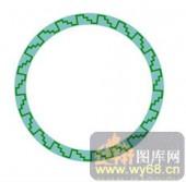 122种圆形边框矢量-珠圆玉洁-120种圆形边框矢量-001-木雕花镂空隔断