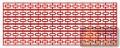 镂空装饰单式002-平金-镂空装饰单式002-032-中式花纹