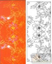 05肌理雕刻系列样图-牡丹花-00199-装饰玻璃