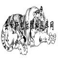 虎1-白描图-虎卧-12-老虎国画白描