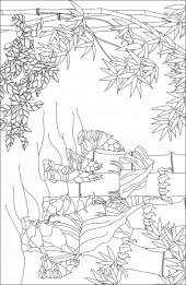 横版46,翠竹