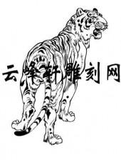 虎2-矢量图-酒龙诗虎-76-路径矢量图