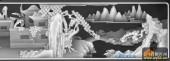 其它图-半城湖-005-多宝格浮雕图库
