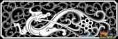 草龙-祥龙-065-浮雕灰度图