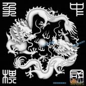 03-二龙戏珠-036-浮雕灰度图