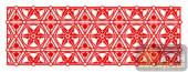 中式镂空装饰001-雪花-中式镂空装饰001-013-镂空花纹矢量图
