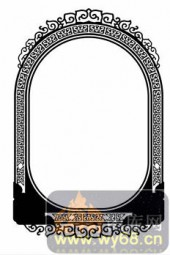欧式镂空装饰001-贵族-欧式镂空装饰001-039-镂空雕刻