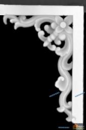 草龙-龙纹-047-龙凤浮雕灰度图