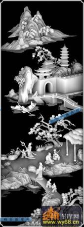 01-出游-121-玉雕浮雕图库