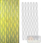 05肌理雕刻系列样图-波浪线-00113-艺术玻璃