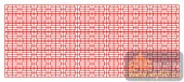 中式镂空装饰001-几何花纹-中式镂空装饰001-035-镂空雕花矢量图