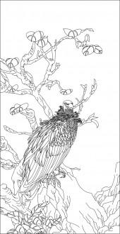竖板374,鹰