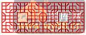 镂空装饰单式002-方框花纹-镂空装饰单式002-017-镂空雕刻图片下载