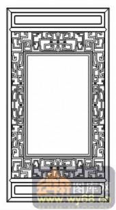 镂空装饰组合式-时尚-镂空装饰组合式-020-玄关隔断
