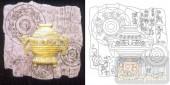05肌理雕刻系列样图-罐子-00143-艺术玻璃图库
