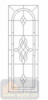 艺术玻璃图-12镶嵌-艺术图案-00064