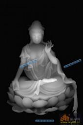 小佛-菩萨-041-玉雕浮雕图库