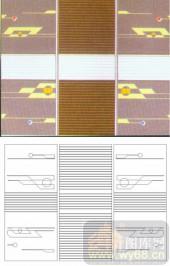 滑动门系列2-抽象图案-00075