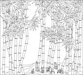 方版43,翠竹