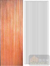05肌理雕刻系列样图-竖线条-00018-喷砂玻璃图库
