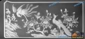 03-花开富贵-022-花鸟浮雕灰度图
