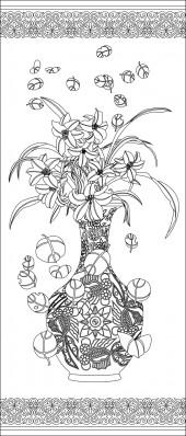 竖板32,花瓶