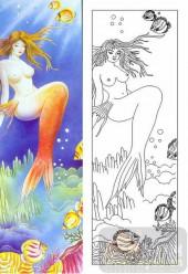 04肌理雕刻系列样图-美人鱼-00237-喷砂玻璃