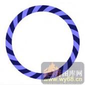 122种圆形边框矢量-无限循环-120种圆形边框矢量-057-屏风