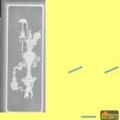 桌子001-古典花瓶-001-桌子浮雕图库