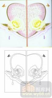 滑动门系列2-黄玫瑰-00082