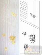 综合装饰系列-秋叶-00033