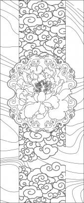 竖板1,中式玄关