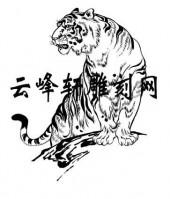 虎2-矢量图-猛虎出山-60-电子版虎