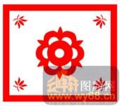 中式镂空装饰001-艺术花朵-中式镂空装饰001-050-酒柜